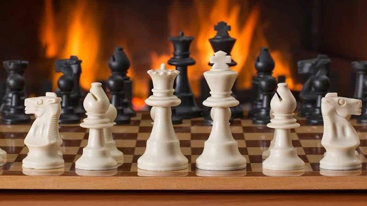 Una leyenda, y un problema, sobre el ajedrez