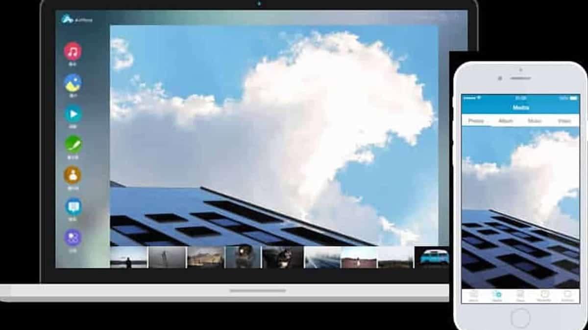 AirMore, para gestionar dispositivos móviles en el PC desde la Web