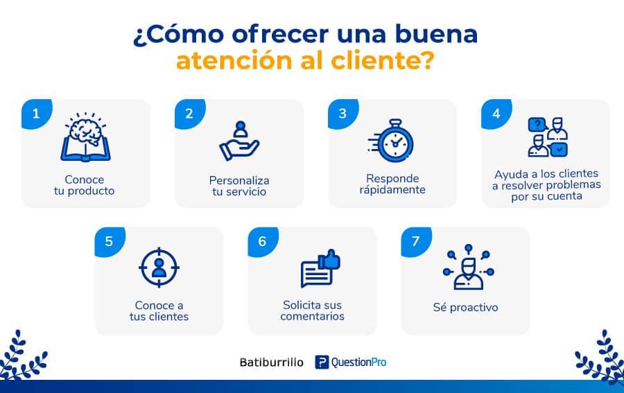 Beneficios de una buena atención al cliente