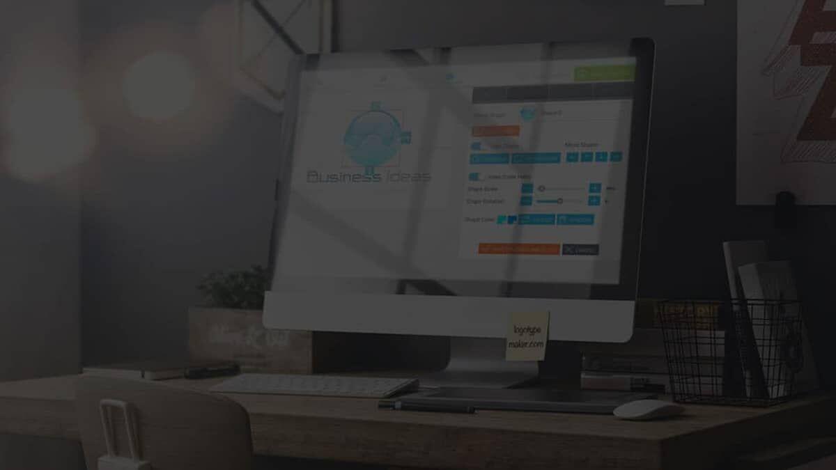 Crear logos online gratis con Logotype Maker