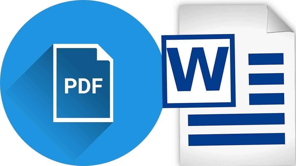 PDF to Word Converter, para convertir archivos PDF en documentos Word