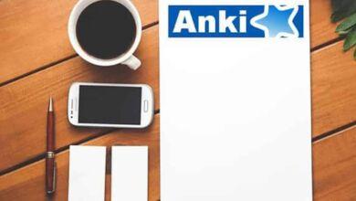 Crear tarjetas inteligentes con Anki