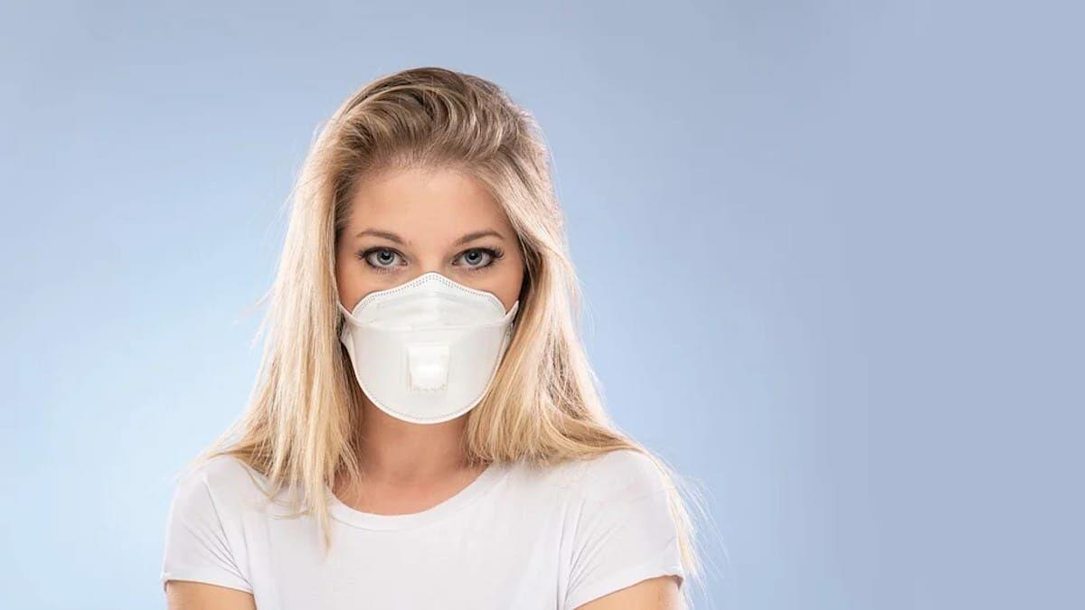 Las mascarillas bloquean el coronavirus que se transmite en aerosoles