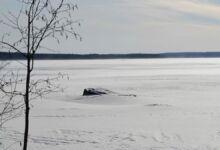 Los planos robados y las pisadas en la nieve