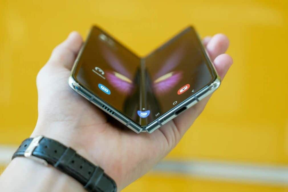 Galaxy Z Fold 2: el mejor celular Samsung