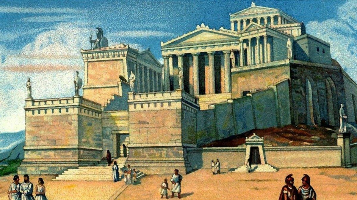 El juego en la Antigua Grecia