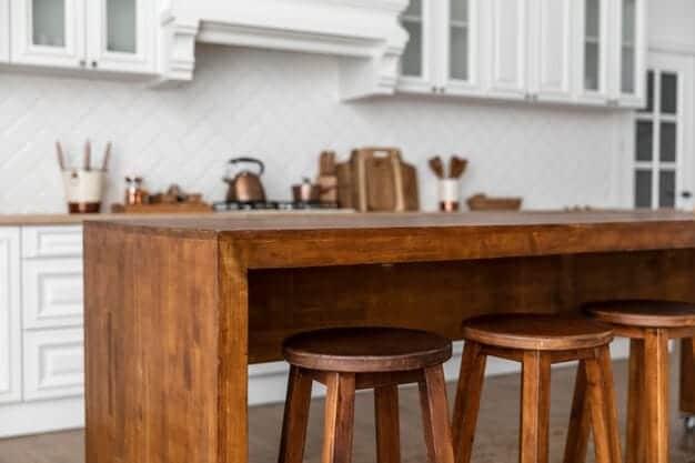 Motivos para decorar con madera
