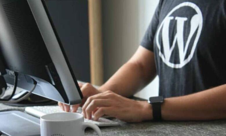 Cómo crear un sitio web con WordPress