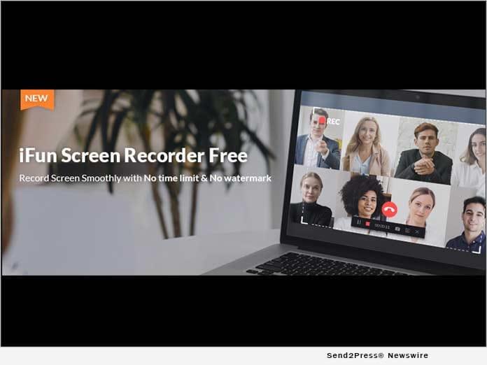 Descarga gratuita de iFun Screen Recorder