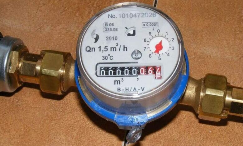 La tecnología ha llegado al sector de los contadores de agua