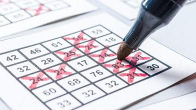 El bingo, uno de los juegos más populares
