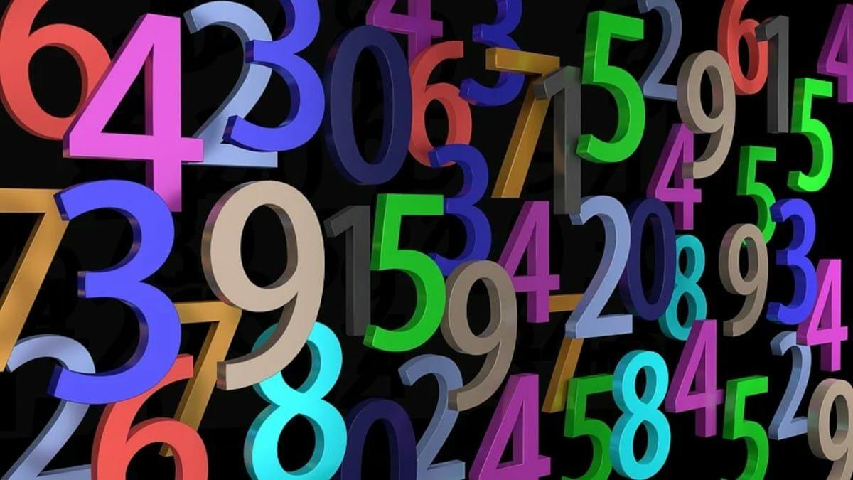 No podemos vivir sin los números