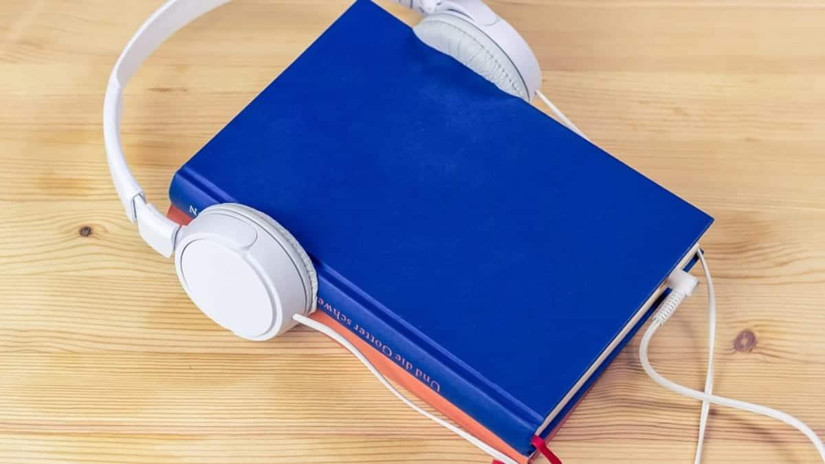 Crece la industria de los audiolibros