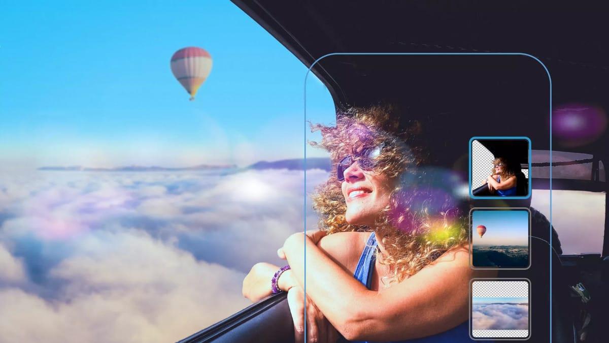 Editar y compartir fotos con Photoshop Express