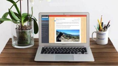 Tu diario privado en línea con Penzu