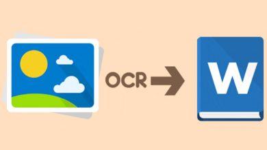 Utilizar un servicio de OCR online