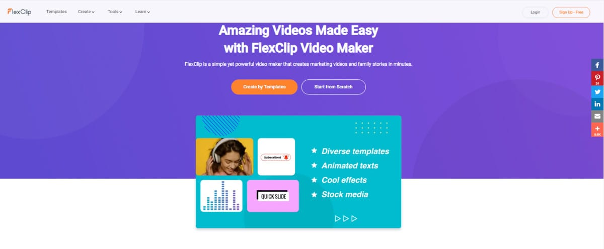 Amazing Videos Made Easy
