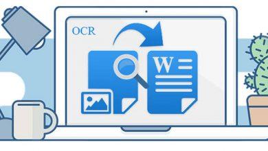 Convertir imágenes en documentos de texto con Online OCR