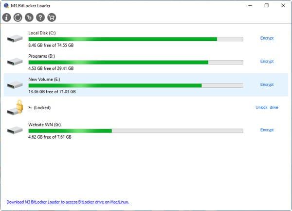 M3 BitLocker for Windows