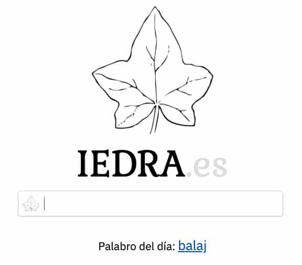Iedra