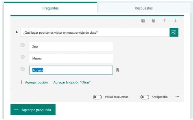 Microsoft Forms Pro / Customer Voice