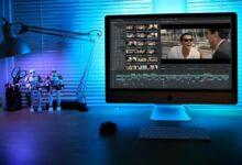 Software de edición de vídeo de grandes prestaciones